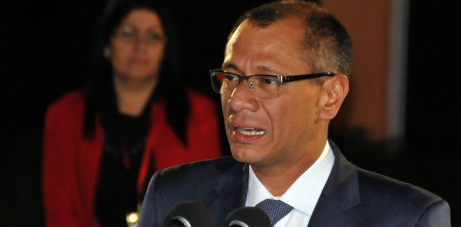 Ecuador Vice President Denies Corruption in Oil Sales to China