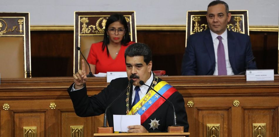Nicolás Maduro replaced Venezuela's Congress with the illegitimate National Constituent Assembly. (MPPP)