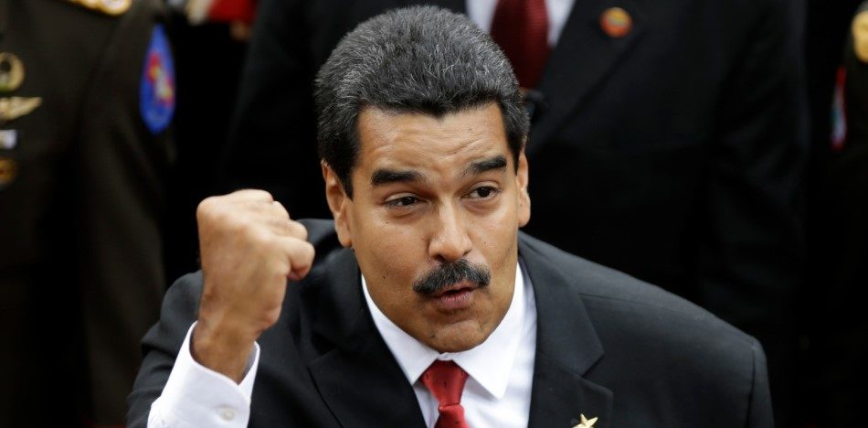 Maduro Threatens to Lock Up Congressmen