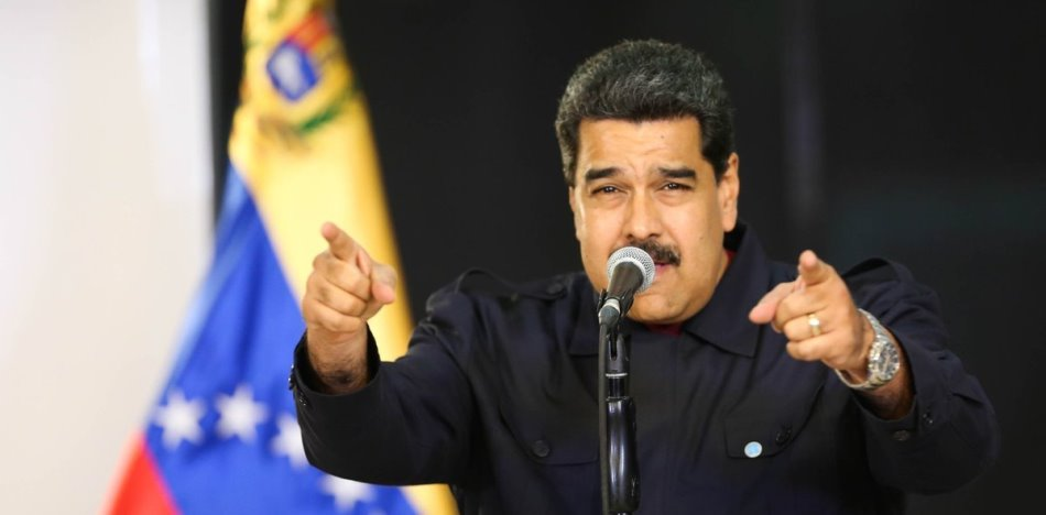 Nicolás Maduro Warns Trump