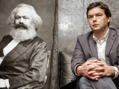 Karl Marx and Thomas Piketty. (Our Inconvenient Truth)