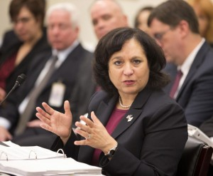 Faced with agency scandals, DEA chief Michele Leonhart will step down in May.