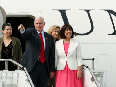 Vicepresidente Mike Pence