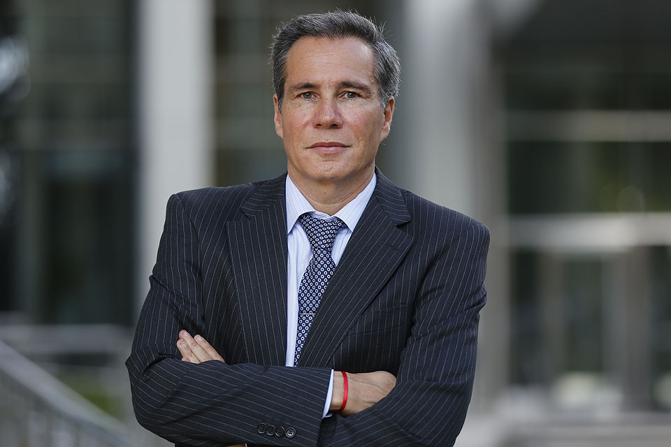 Prosecutor Alberto Nisman was found dead one month ago in his apartment in Buenos Aires under mysterious circumstances.