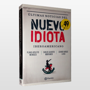 Álvaro Vargas Llosa and Carlos Alberto Montaner present the latest installment in their trilogy of books.