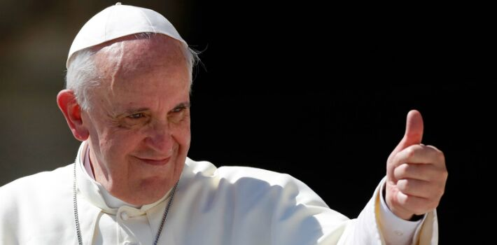 Pope Francis is expected to arrive in Quito on July 5, 2015. (Periodista Digital)