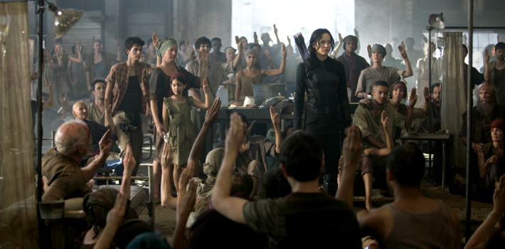 "Katniss Everdeen embodies the sensible, humane leadership that a responsible opposition should strive for. (<a href=""http://desdeel15.com/2014/12/09/los-juegos-del-hambre-sinsajo-parte-1-el-fuego-se-propaga/"" target=""_blank"">DesdeEl15</a>)"