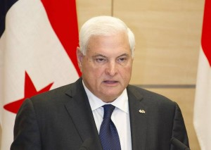 According to Panama's Public Ministry, Martinelli illegally spied on at least 150 people during his administration.
