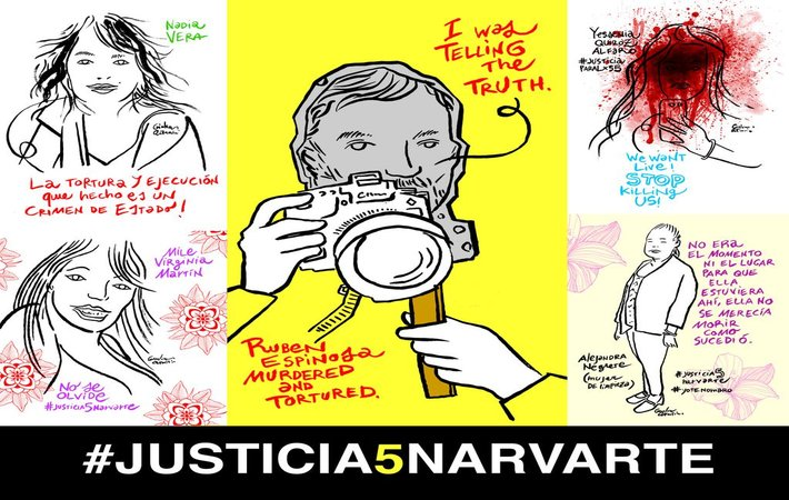 Artists, intellectuals, and journalists from around the world have penned an open letter to President Peña Nieto over the persecution of journalists in Mexico