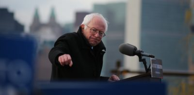 Sanders Begins Campaign Layoffs After Month of Primary Losses