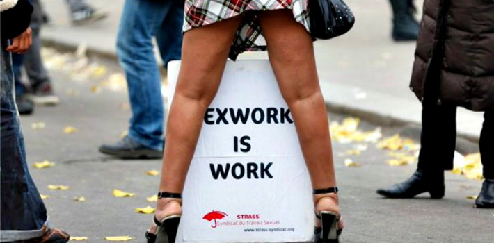 Sex workers wold wide