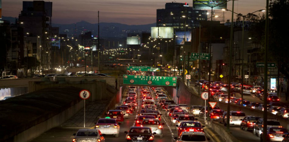 World's Worst for Traffic Jams