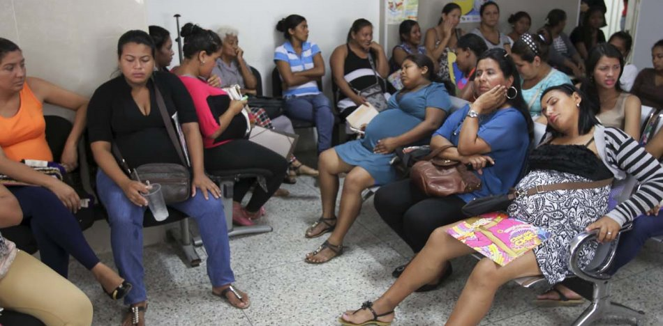 Pregnant Venezuelans Are Moving to Colombia