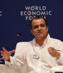Zuluaga wants to build a solid economy in Colombia for investment. Source: Flickr